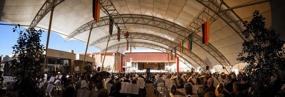 BLAASORKESFEES - Posaunenfest Südafrika