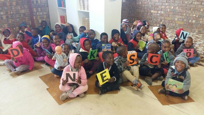 Pongolo Valley Preschool Children