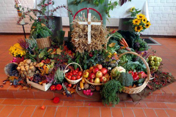 22. Sonntag nach Trinitatis (Erntedankfest)