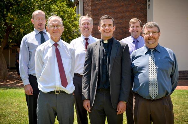 Pastoren und Kirchenvorsteher