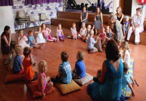 Kinderunterricht 2015