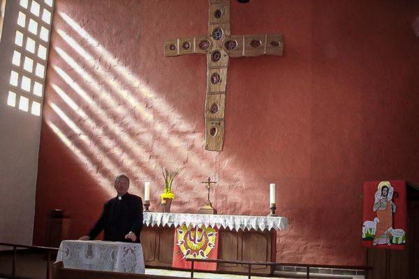 St Paul's Evangelical Lutheran Congregation, Pretoria - Estomihi (Mit sehenden Augen)