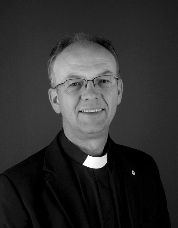 Pastor Kurt Böhmer
