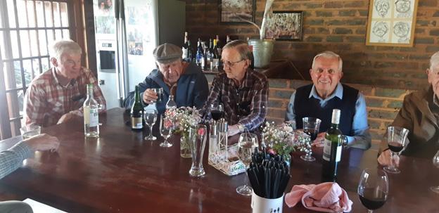 FELSISA Gemeinde Pretoria - Senioren