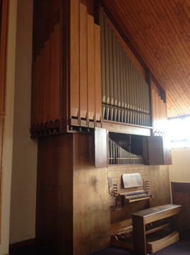 Neue ELPA Orgel