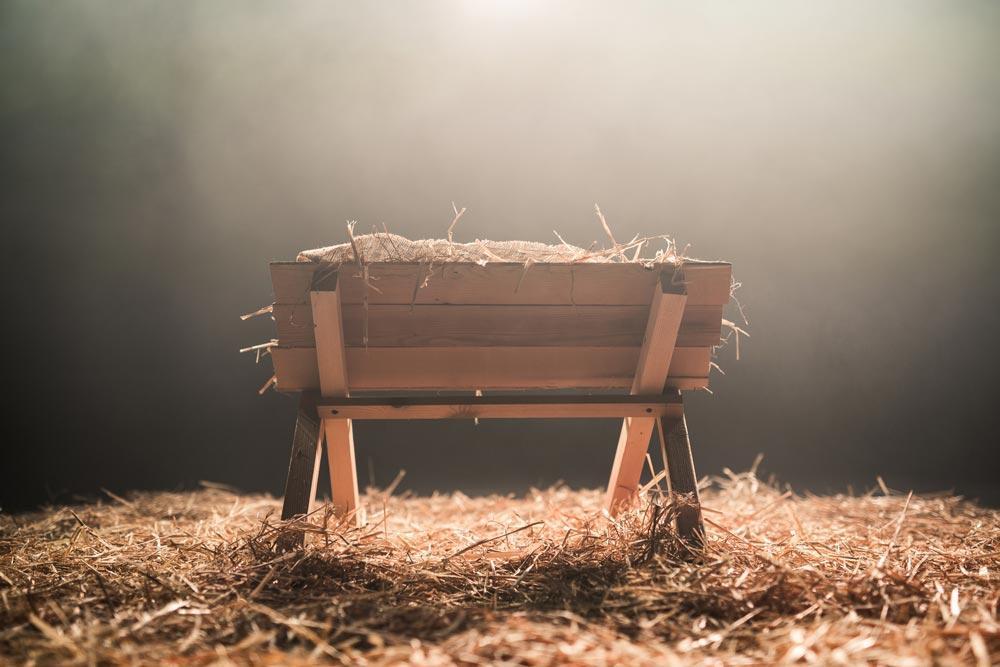 Jesus-Crib